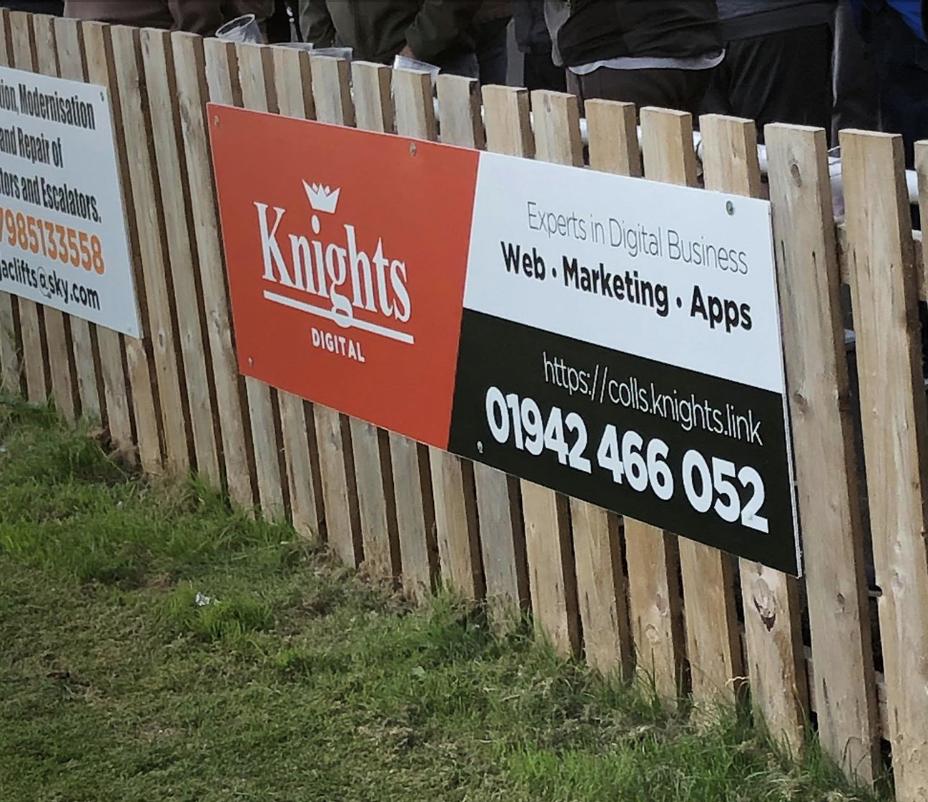 Knights at Atherton Colls